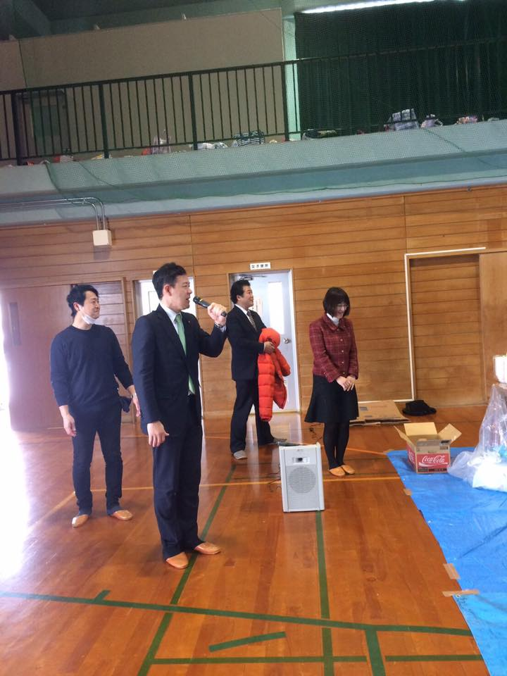 富山市 安野屋冬まつり