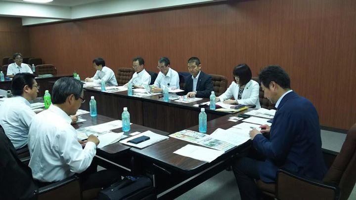 富山市議会 商工農林水産委員会の行政視察