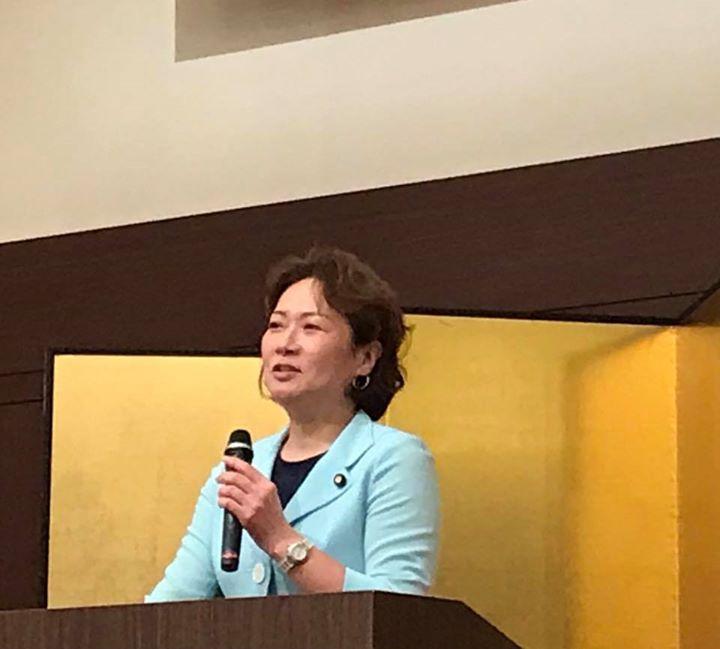 参議院議員 高階恵美子先生