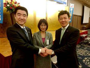富山市議会議員 自民党新風会会長